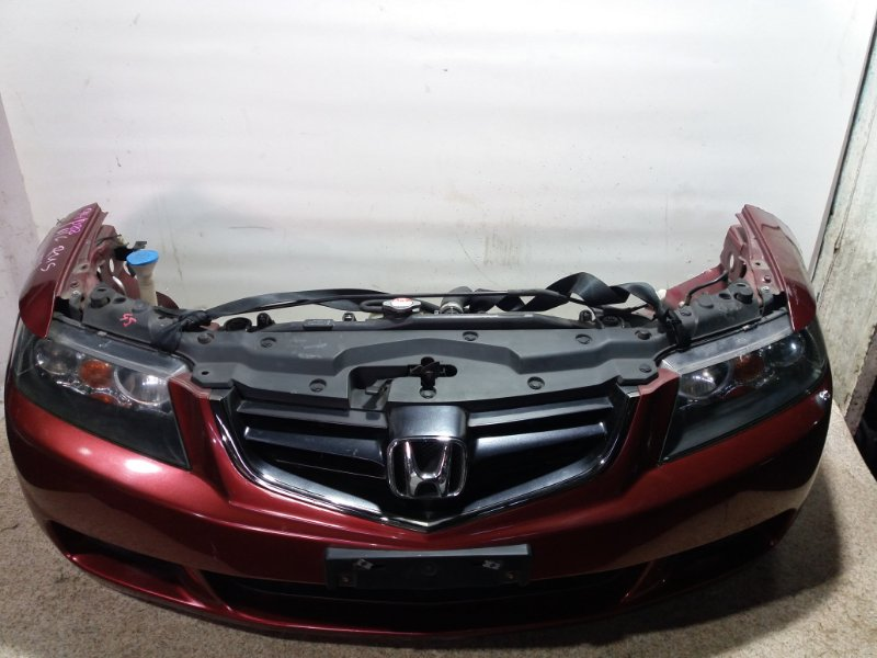 Nose cut Honda Accord CM3 K24A