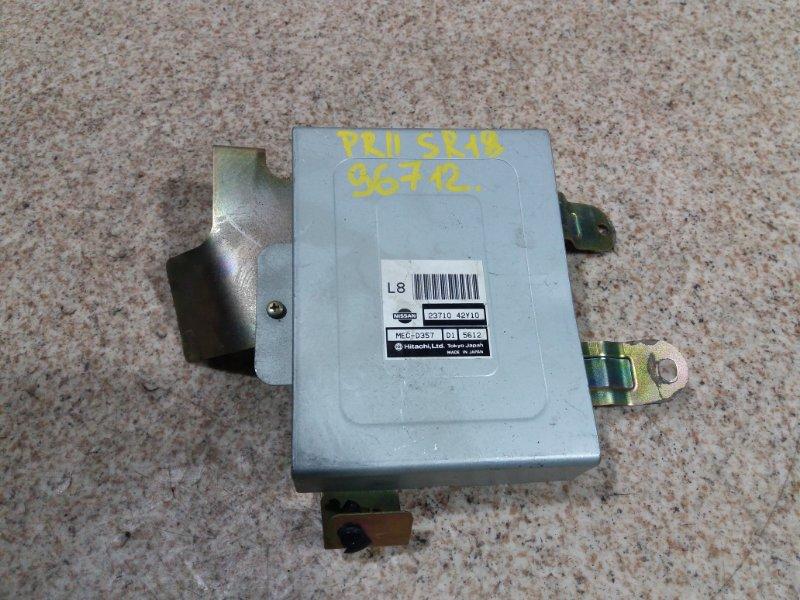 Блок управления efi Nissan Presea R11 SR18DE