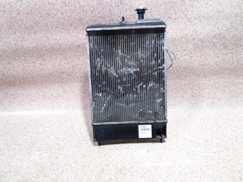 Радиатор основной Nissan Otti H92W 3G83