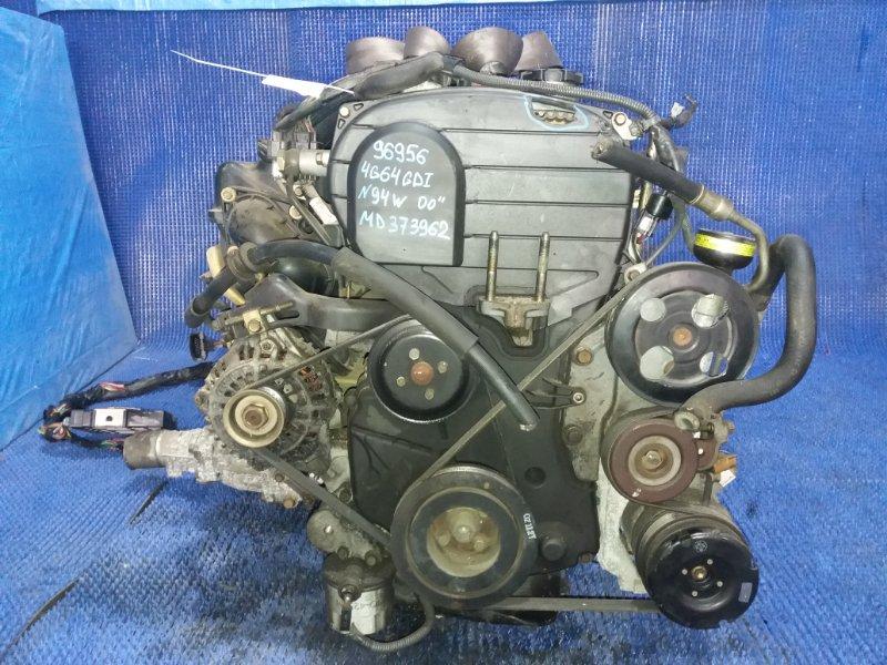 Двигатель Mitsubishi Chariot Grandis N84W 4G64 GDI 2000
