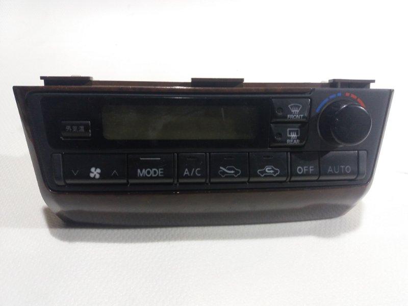 Климат контроль Nissan Cefiro A33 VQ20DE