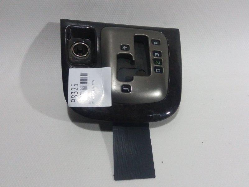 Консоль кпп Mitsubishi Chariot Grandis N94W