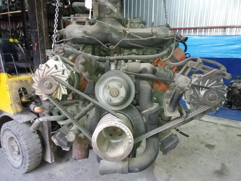 Двигатель Isuzu Super Cruiser LV771R 10PD1