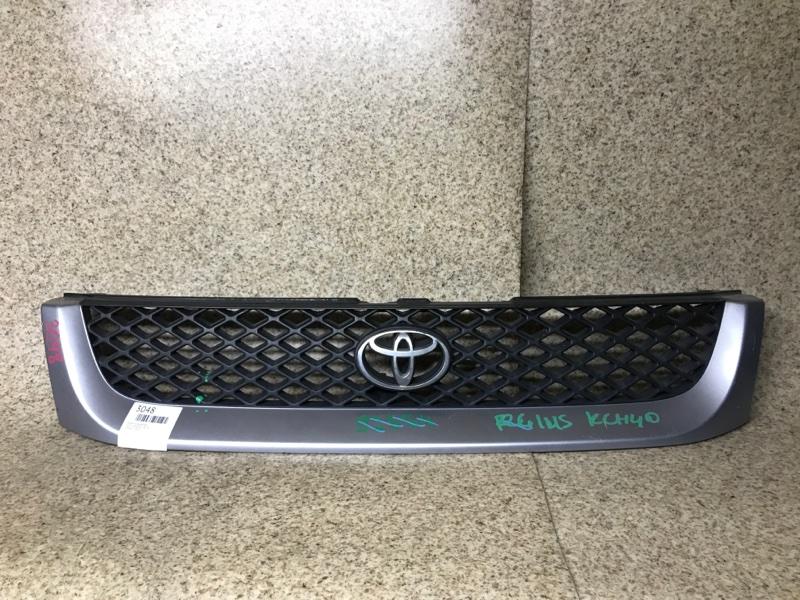 Решетка радиатора Toyota Hiace Regius RCH47W передняя #92554