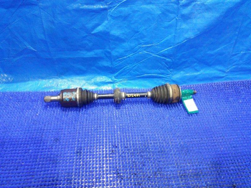 Привод Honda Edix BE3 передний левый