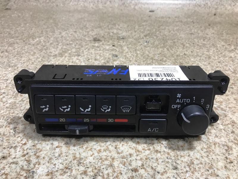 Климат контроль Nissan Pulsar N15 GA15DE 1995