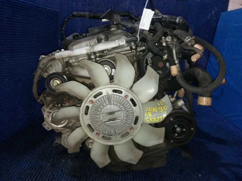 Двигатель Nissan Vanette Truck SKP2TN L8 2012