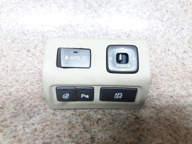 Блок управления зеркалами Lexus Ls460 USF40 1UR-FSE 2007