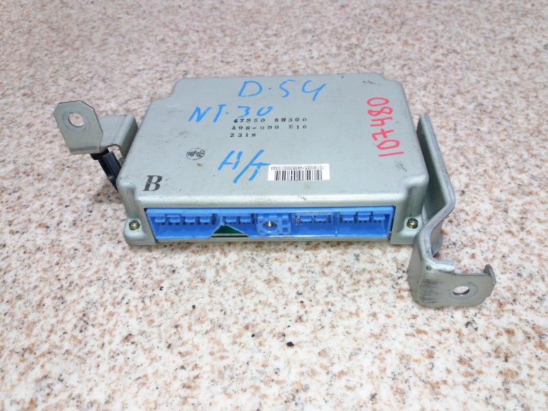 Блок управления abs Nissan X-Trail T30 QR20DE 2002