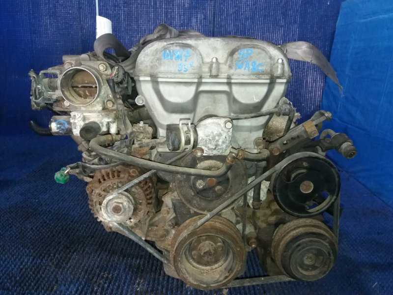 Двигатель Mazda Roadster NA8C BP-ZE 1993