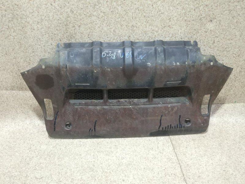 Защита двигателя Mitsubishi Pajero V65W 6G74 1999