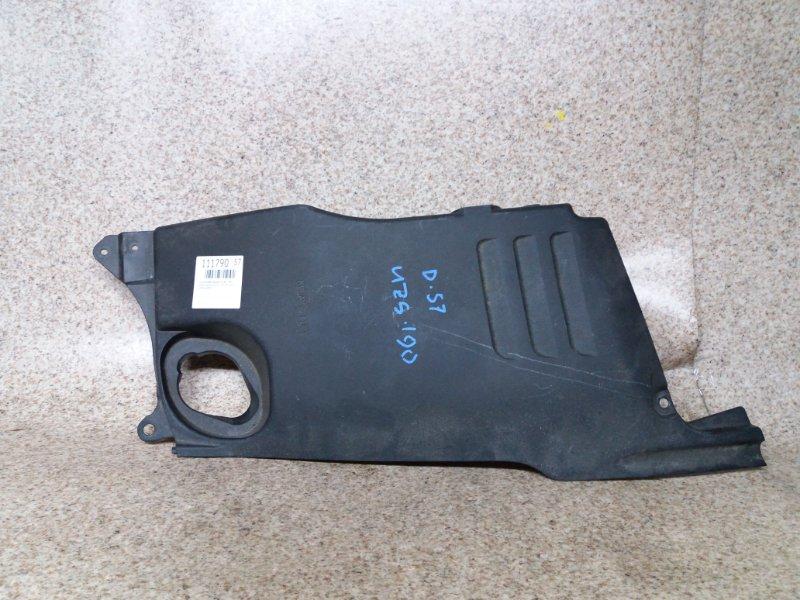 Пластиковая крышка на двс Lexus Gs430 UZS190 3UZ-FE 2005 левая