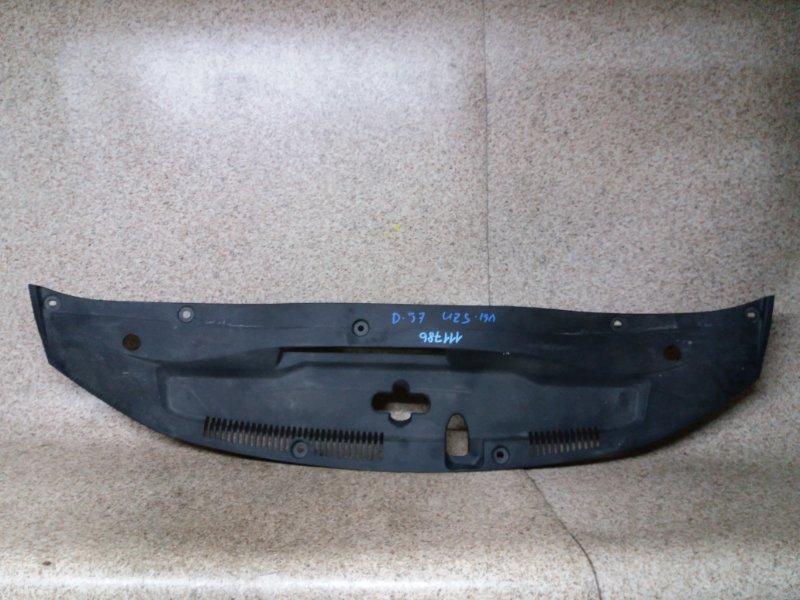 Планка замка капота Lexus Gs430 UZS190 3UZ-FE 2005 передняя