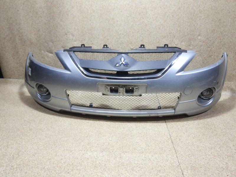 Бампер Mitsubishi Grandis NA4W 2007 передний