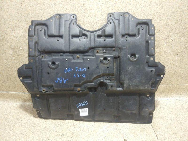 Защита двигателя Lexus Gs430 UZS190 3UZ-FE 2005