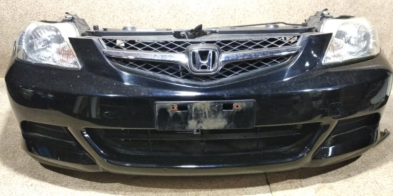 Nose cut Honda Fit Aria GD6 передний