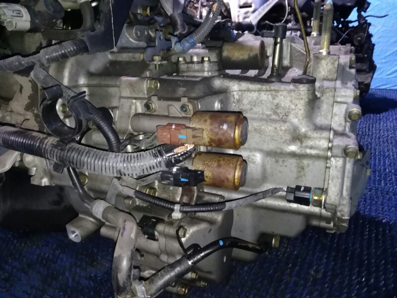 Акпп Honda Edix BE3 K20A VTEC 2004