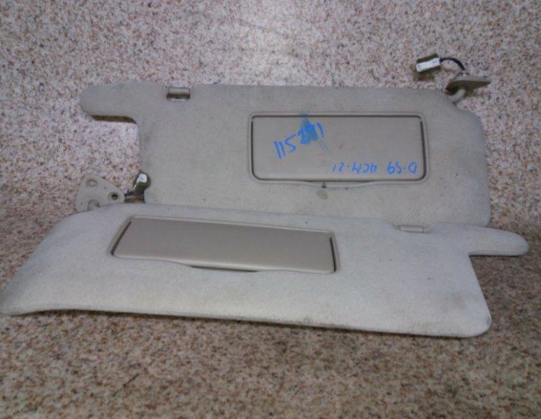 Козырек солнцезащитный Toyota Ipsum ACM21W 2AZ-FE 2003