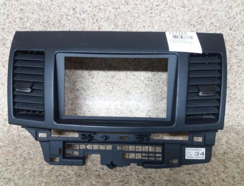 Консоль магнитофона Mitsubishi Galant Fortis CY4A
