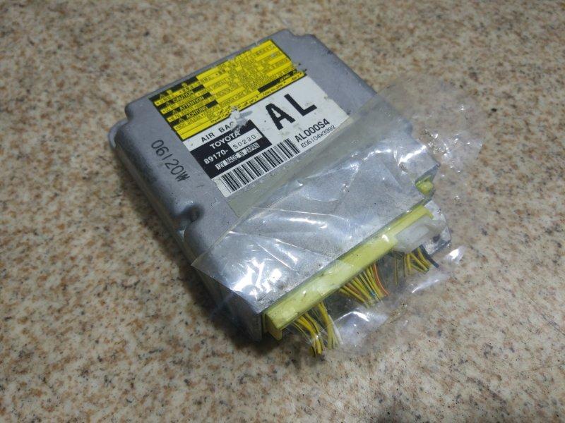 Блок управления airbag Lexus Ls460 USF40 1UR-FSE 2006