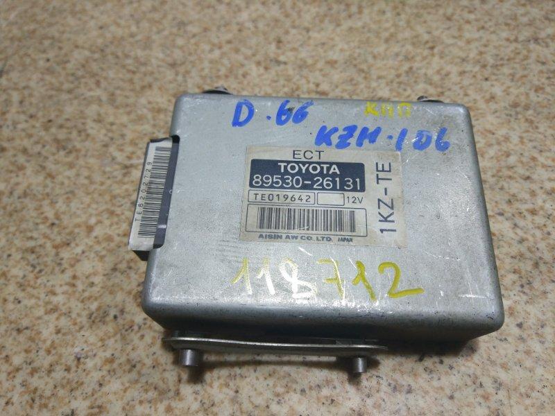 Блок управления акпп Toyota Hiace KZH106 1KZ-TE 1996
