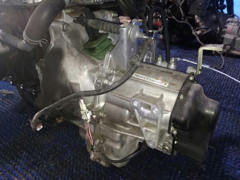 Мкпп Subaru Stella RN1 EN07 2008