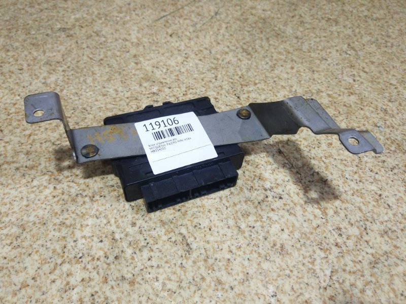 Блок управления abs Mitsubishi Pajero Mini H58A