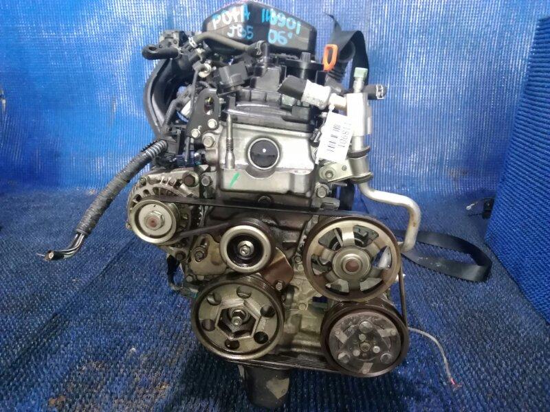 Двигатель Honda Life JB5 P07A 2006