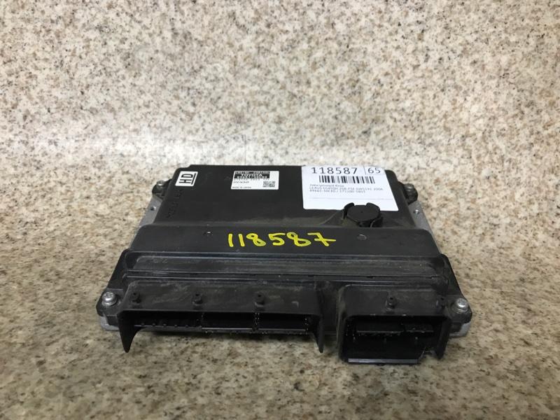 Блок управления efi Lexus Gs450H GWS191 2GR-FSE 2006