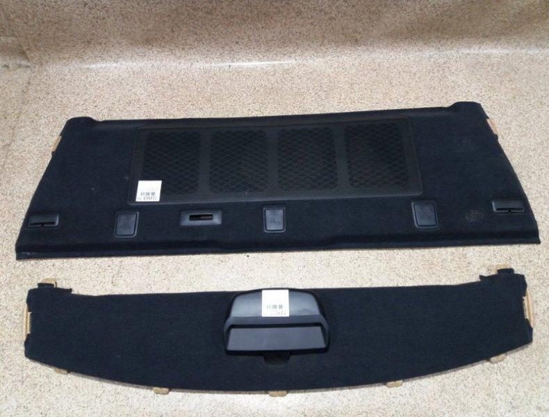 Полка багажника Lexus Gs450H GWS191 2GR-FSE 2006 задняя