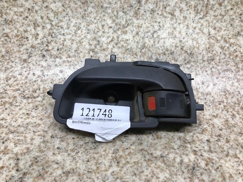 Ручка двери Toyota Ractis NCP100 передняя левая