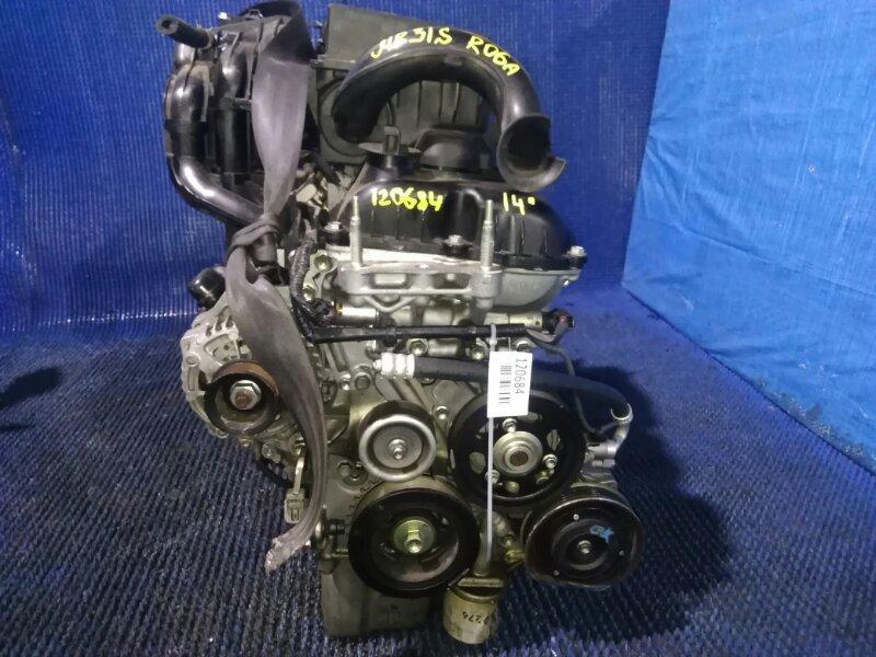 Двигатель Suzuki Hustler MR31S R06A 2014