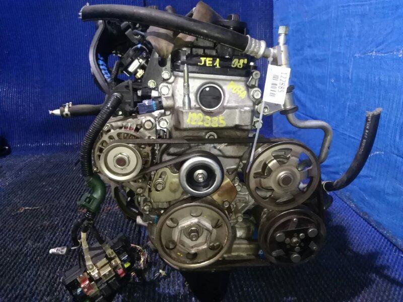 Двигатель Honda Zest JE1 P07A 2008