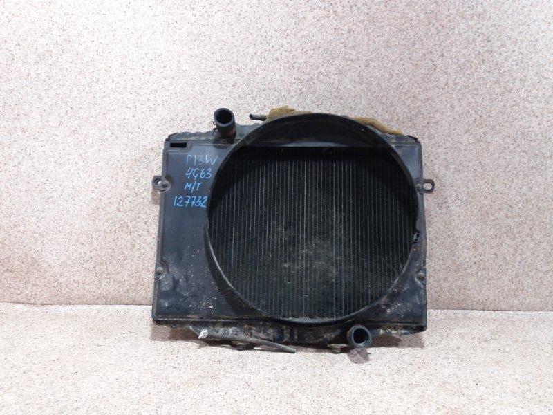 Радиатор основной Mitsubishi Delica Truck P13T 4G63