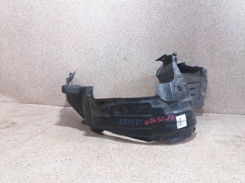 Подкрылок Toyota Century GZG50 передний правый