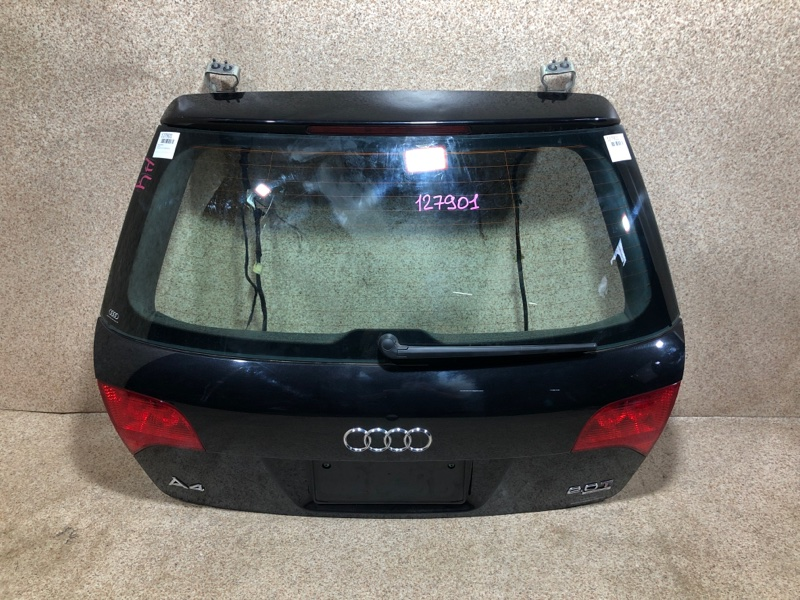 Дверь задняя Audi A4 8ED задняя