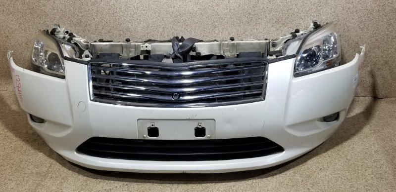 Nose cut Toyota Mark X Zio ANA10 2AZ-FE передний