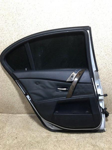 Дверь Bmw 5-Series E60 задняя левая
