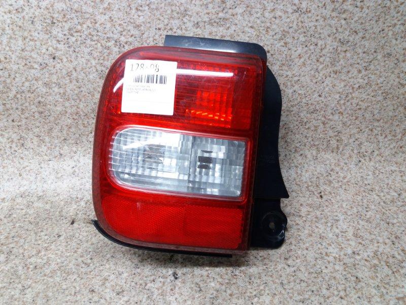 Стоп-сигнал Suzuki Alto Lapin HE21S задний левый