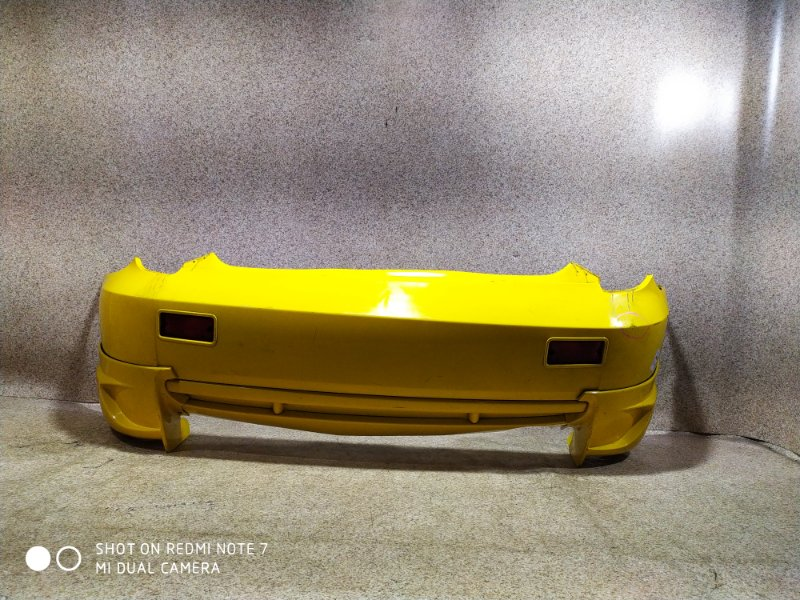 Бампер Toyota Celica ZZT230 задний