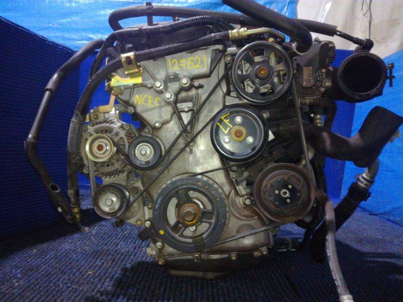 Двигатель Mazda Roadster NCEC LF-VE 2005
