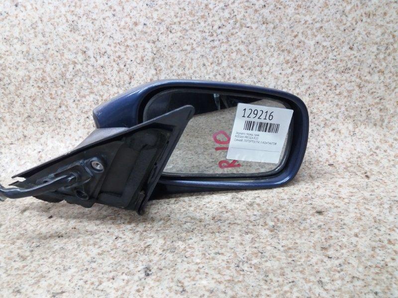 Зеркало Nissan Presea R10 GA15DE переднее правое