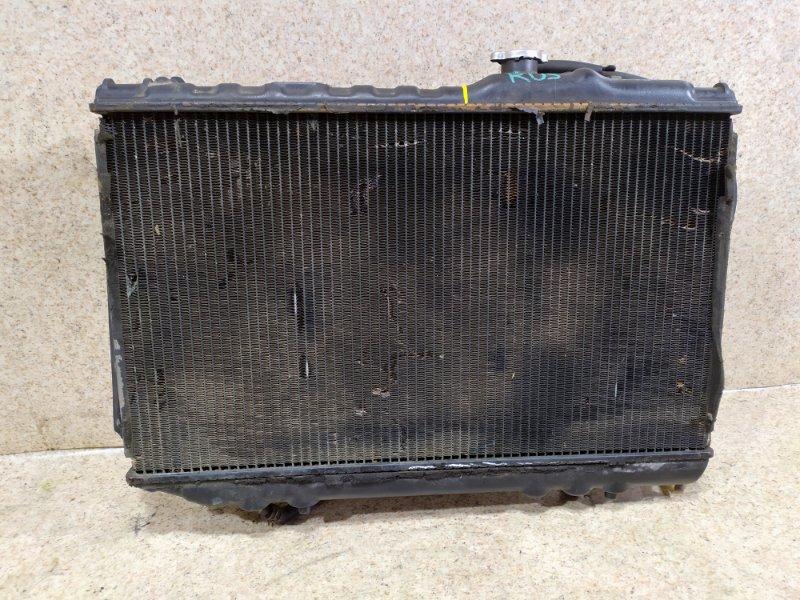 Радиатор основной Toyota Supra GA70 1G-GTEU