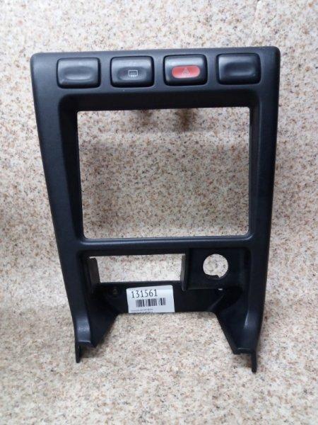 Консоль магнитофона Nissan Pulsar N14 GA15DS