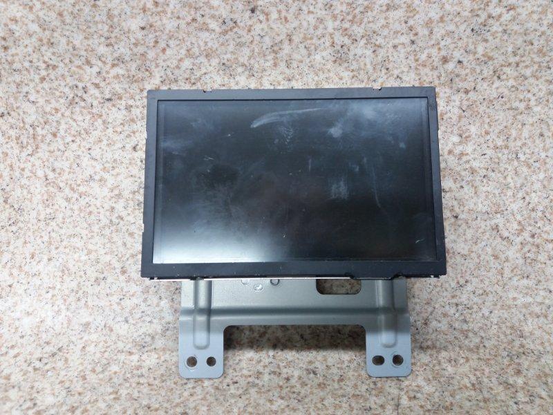 Монитор Nissan Skyline V36 VQ37VHR