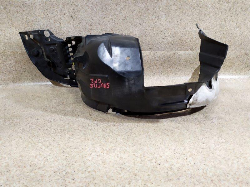 Подкрылок Honda Fit Shuttle GP2 передний левый
