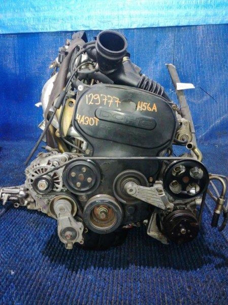 Двигатель Mitsubishi Toppo Bj H46A 4A30T 2001