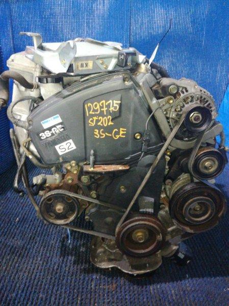 Двигатель Toyota Celica ST202 3S-GE 1995