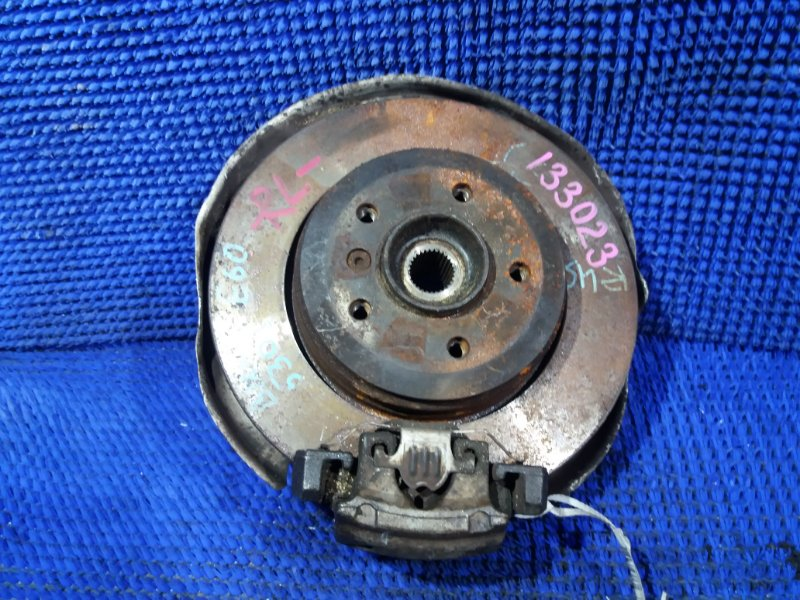 Ступица Bmw 5-Series E60 задняя ле�