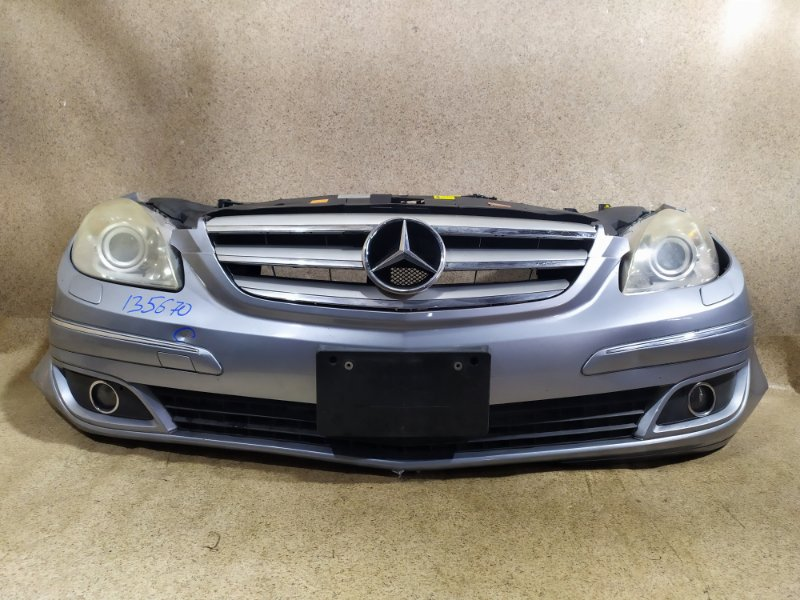 Nose cut Mercedes-Benz B-Class W245 OM640 передний
